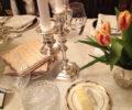 Seder Table