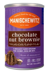 chocolate nut brownie